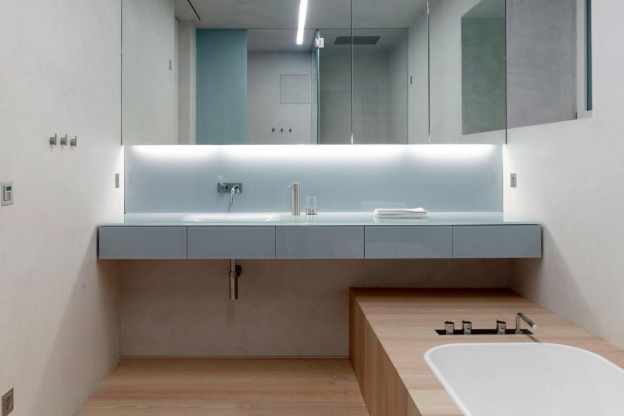 Mehr Als Nur Hell Gekonnte Lichtplanung Im Bad Bulling Bad Und - Lichtplanung badezimmer