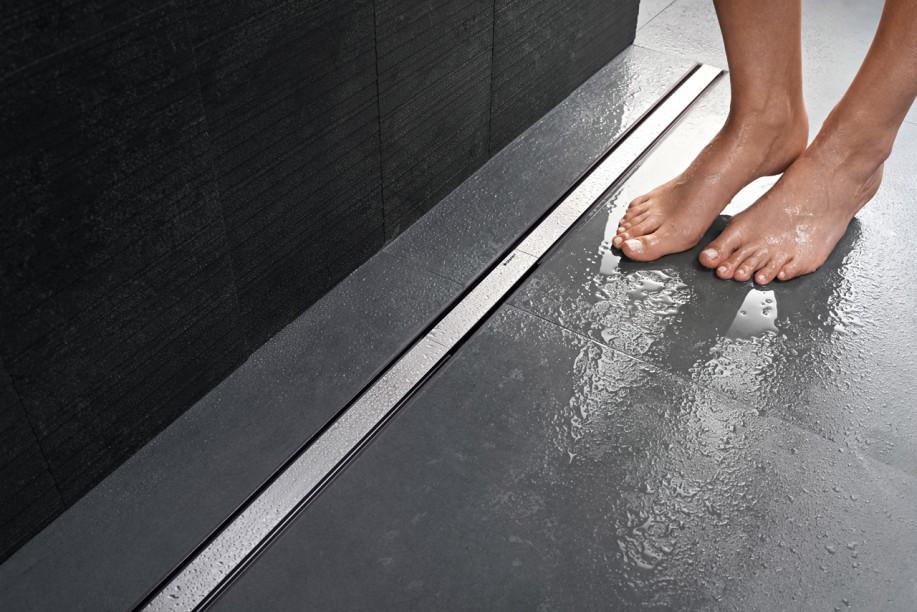 Dusche Wandablauf Oder Bodenablauf : Geberit Shower Channel